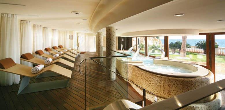 Nixe Palace, palace spa