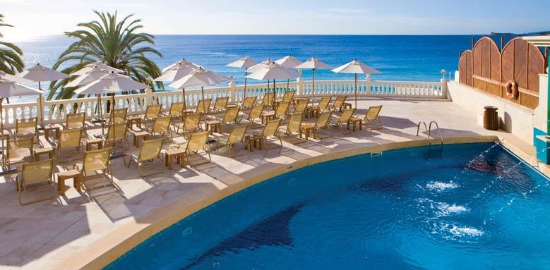 Nixe Palace, pool