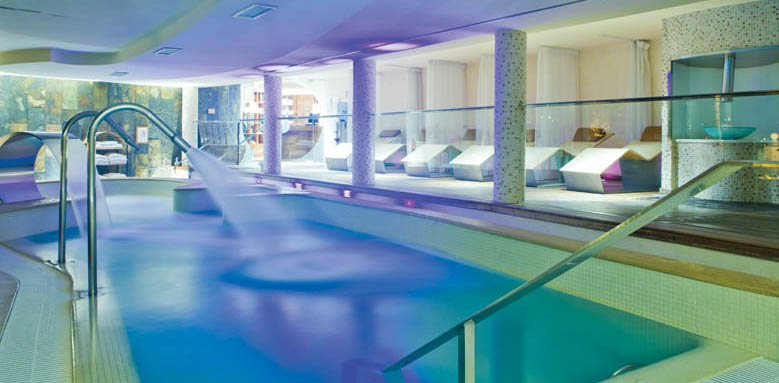 Nixe Palace, spa pool