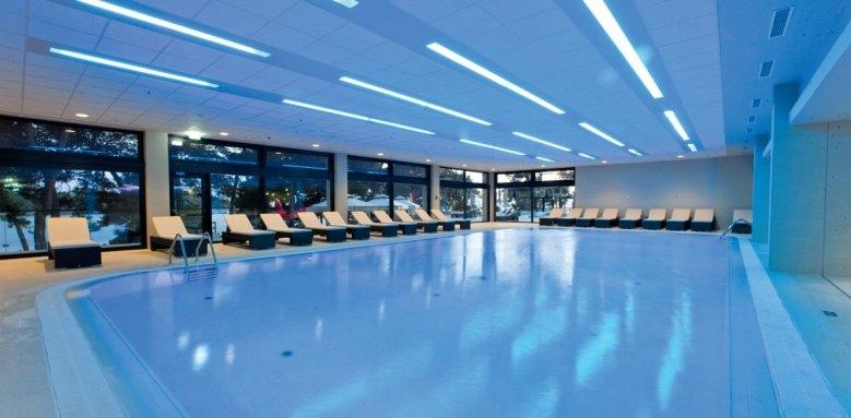 Hotel Laguna Parentium, indoor pool