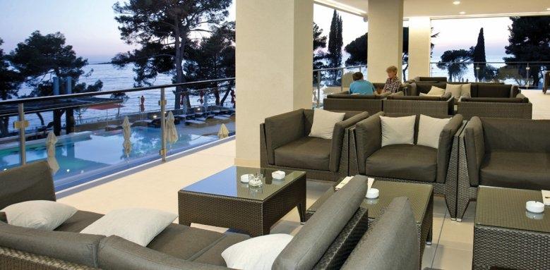 Hotel Laguna Parentium, lounge