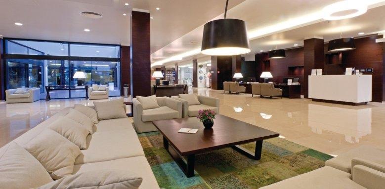 Hotel Laguna Parentium, lobby lounge