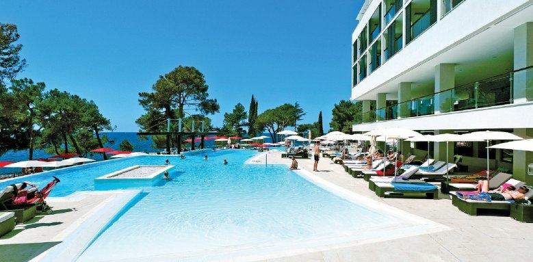 Hotel Laguna Parentium, pool