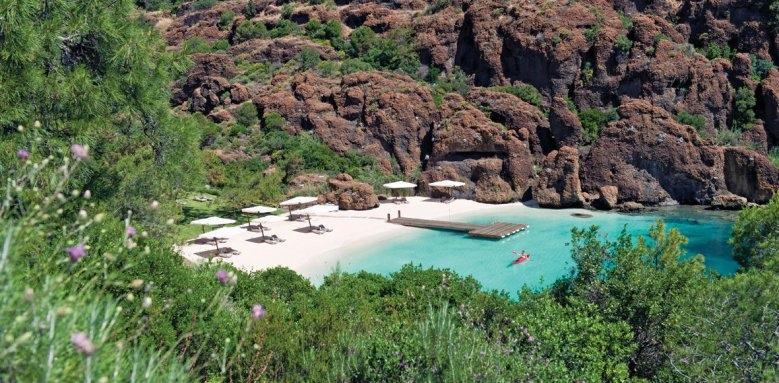 D-Hotel Maris, Silence beach