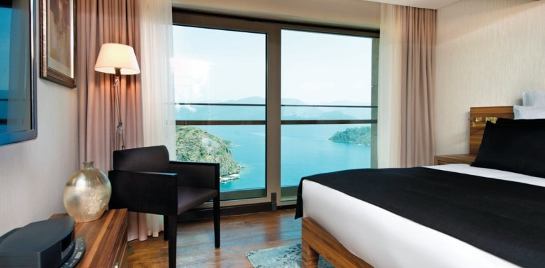 D-Hotel Maris, standard room sea view