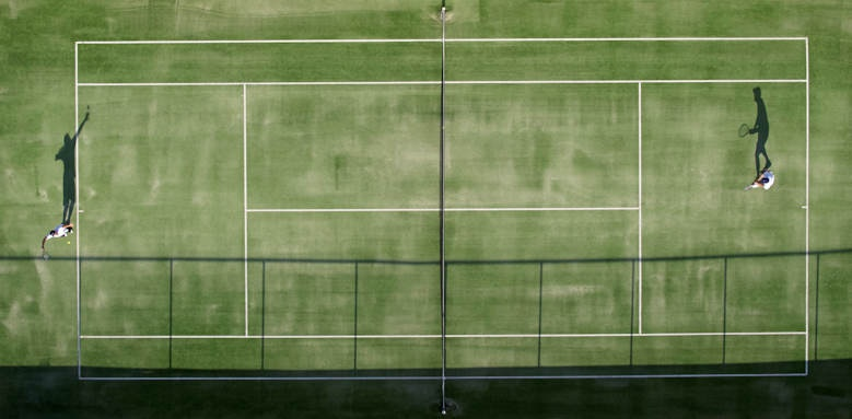 eagles palace, tennis