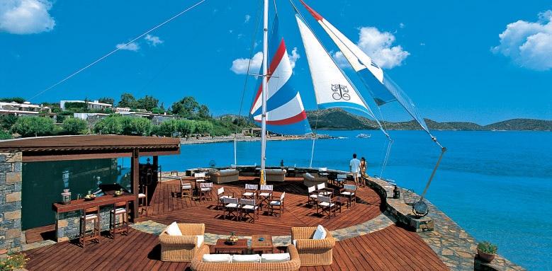 Elounda Bay Palace, Sail in bar