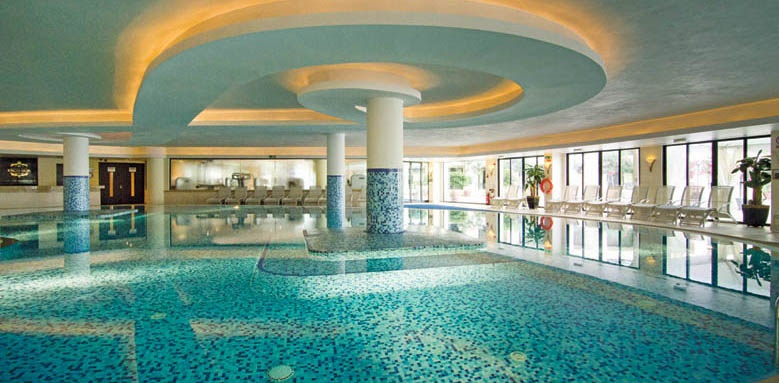 Grand Hotel Excelsior Malta, Indoor Pool