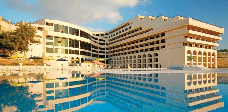 Grand Hotel Excelsior Malta, exterior