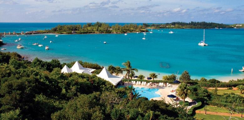 Grotto Bay Beach Resort, sea view