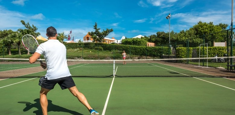 Grotto Bay Beach Resort, tennis