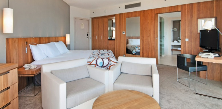 Hilton Malta, relaxation suite