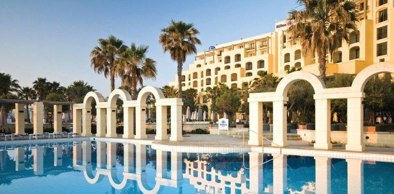 Hilton Malta, pool