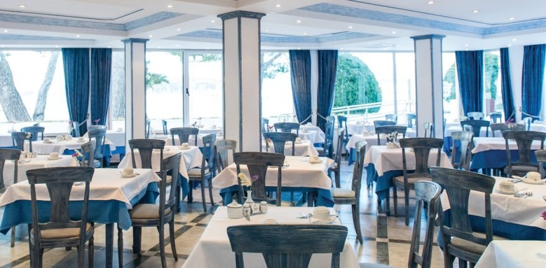 Illa D'or, restaurant
