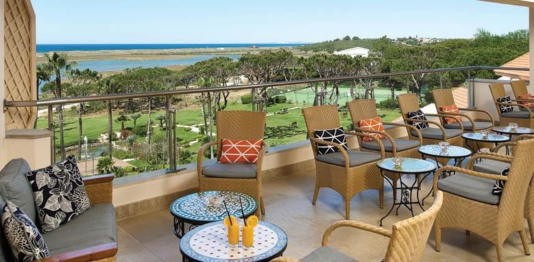 Hotel Quinta do Lago, bar terrace