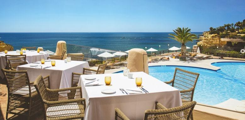 Villalara Thalassa, restaurant