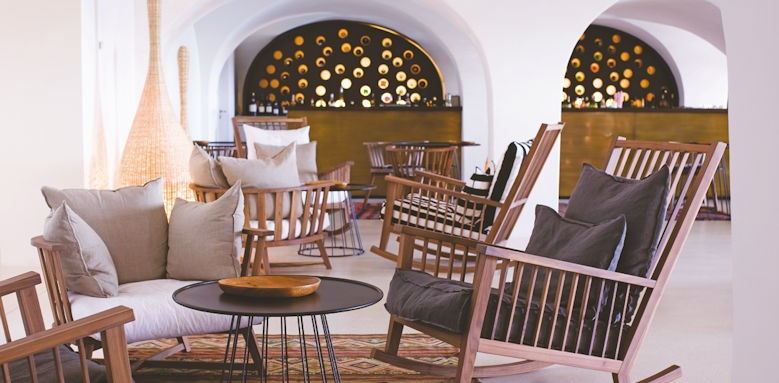Villalara Thalassa, tonic lounge bar