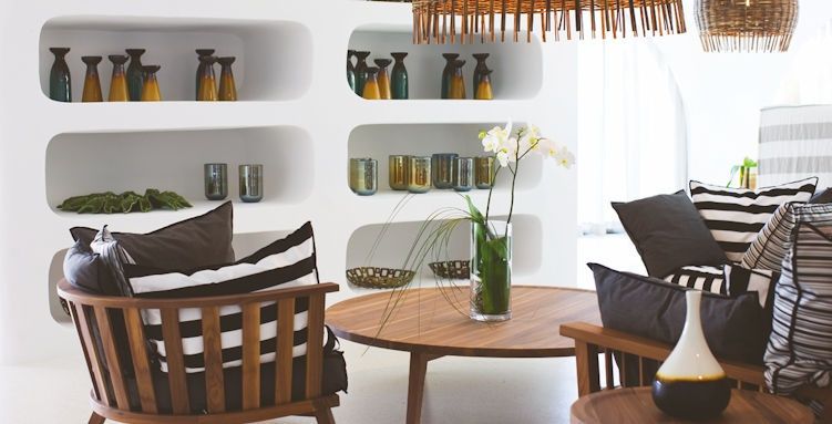 Villalara Thalassa, lounge