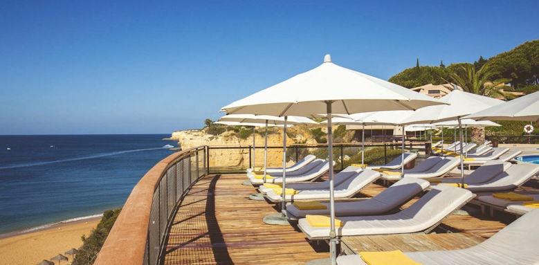 Villalara Thalassa, overlooking beach