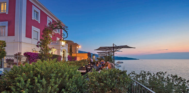 Villa Garden Hotel, hotel exterior