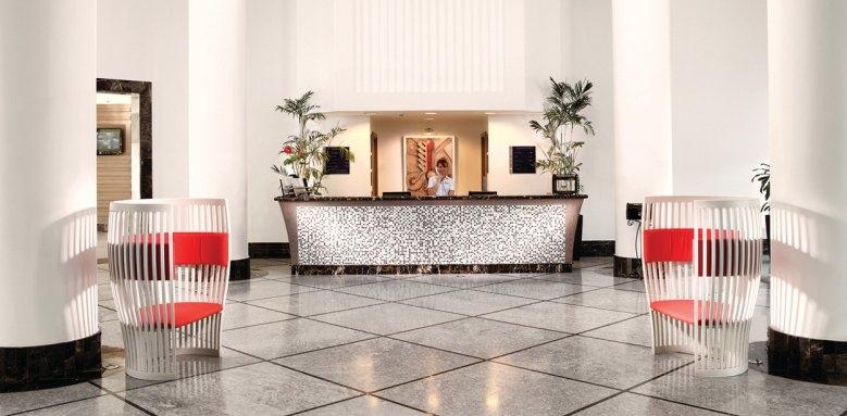 Xanadu Island, lobby