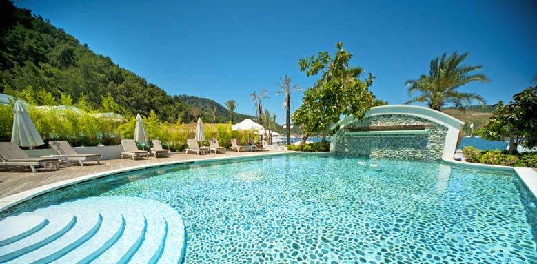 Yacht Classic Hotel, pool