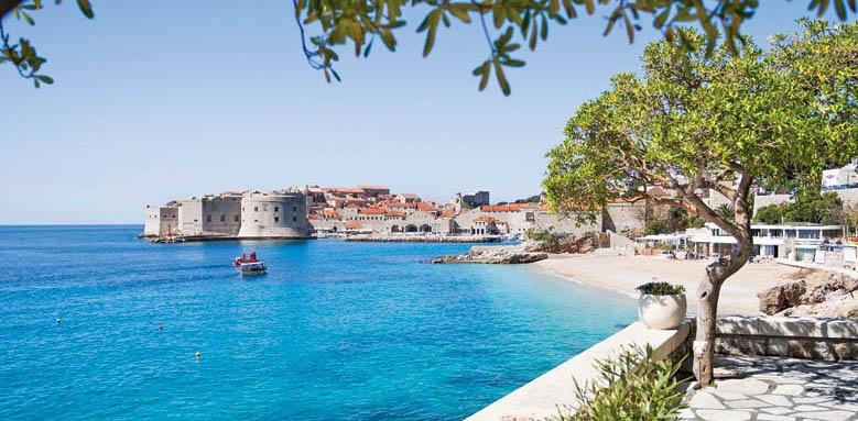Hotel Excelsior, Dubrovnik view