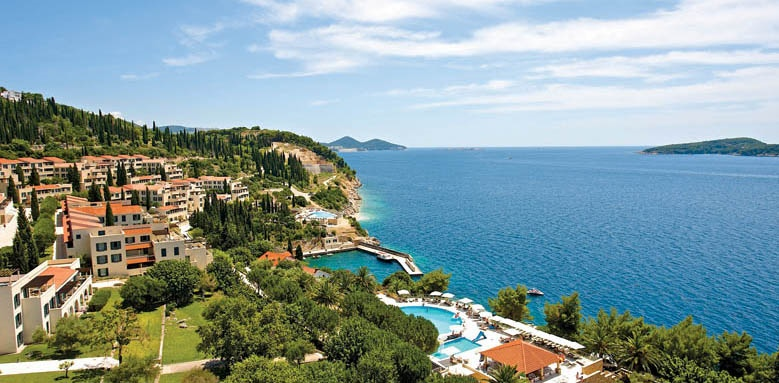 Radisson Blu Resort & Spa, Dubrovnik Sun Gardens, overview