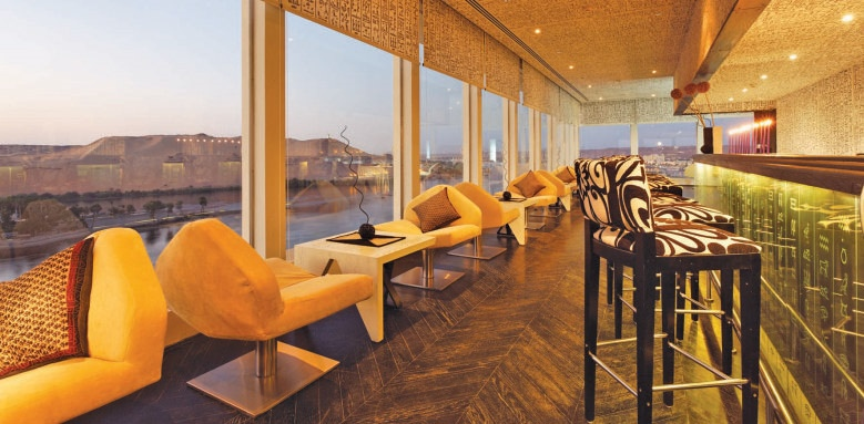 Movenpick Resort Aswan, bar