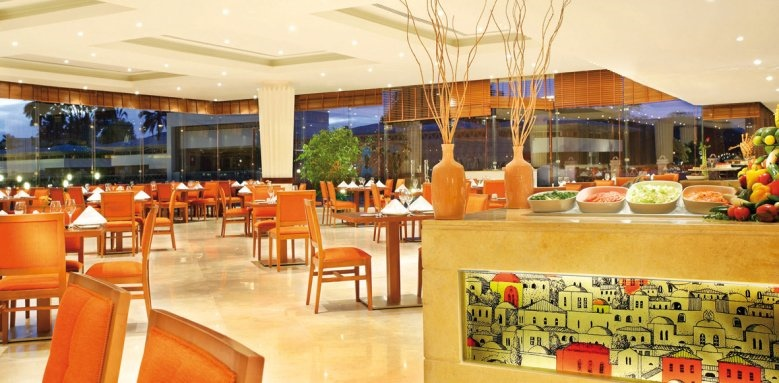 Movenpick Resort Aswan, restaurant