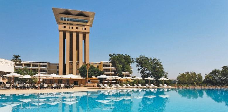 Movenpick Resort Aswan, pool