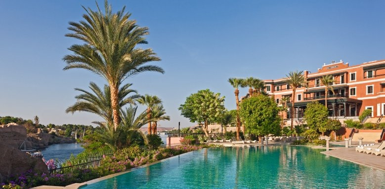 Sofitel Legend Old Cataract Aswan, pool