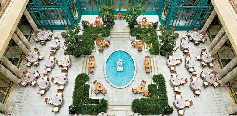 The Westin Paris - Vendome, terrace