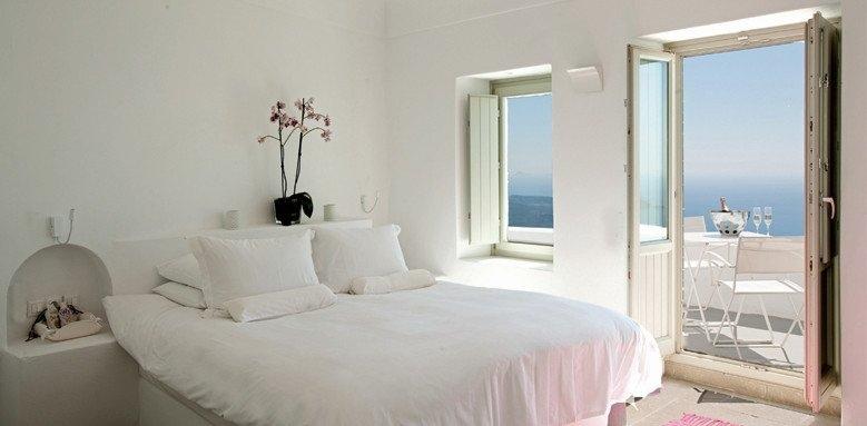 Grace Santorini, deluxe room