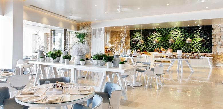 Sani club, buffet restaurant