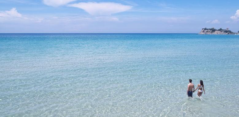 Sani club, waters