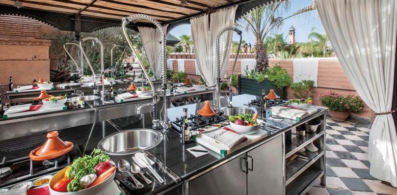 La Sultana Marrakech, Cooking School
