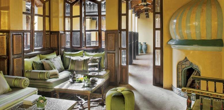 La Sultana Marrakech, Lounge