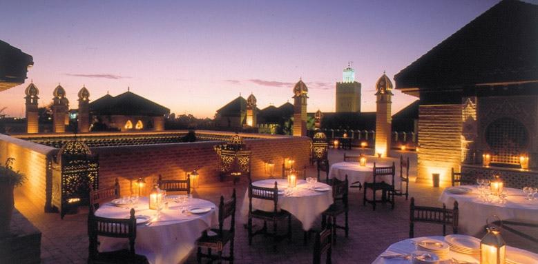 Sultana Marrakech Medina la Sultana Marrakech Terrace