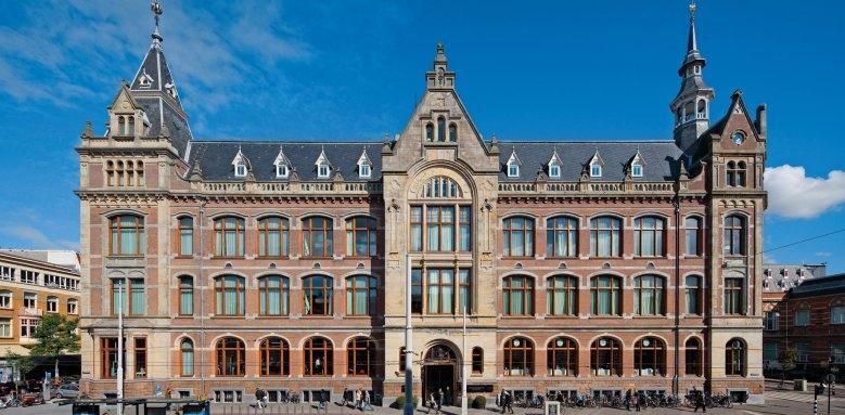 Conservatorium Hotel, exterior