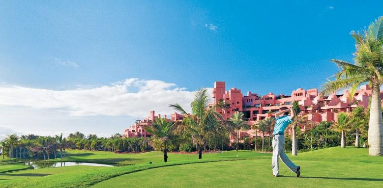 The Ritz-Carlton, Abama, abama golf