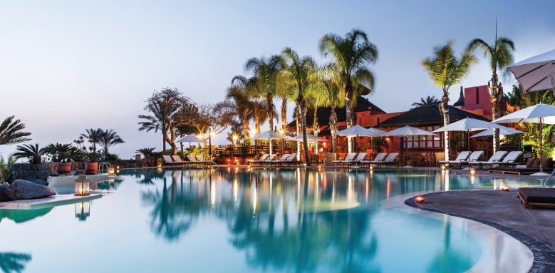 The Ritz-Carlton, Abama, pool