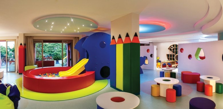 The Ritz-Carlton, Abama, kids club