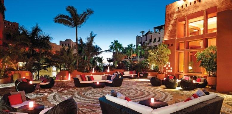 The Ritz-Carlton, Abama, lobby bar terrace