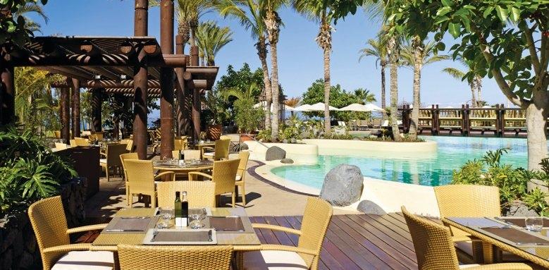 The Ritz-Carlton, Abama, Los Chozos restaurant