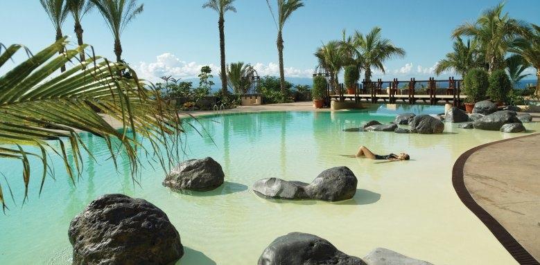 The Ritz-Carlton, Abama, pool area
