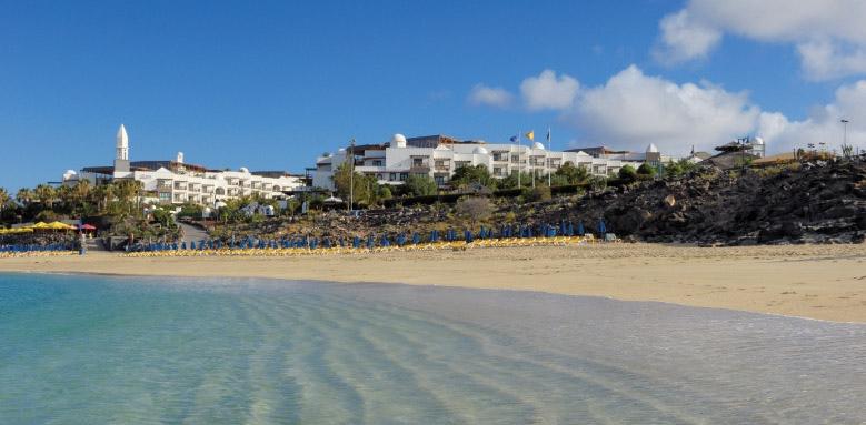 Princesa Yaiza Suite Hotel & Resort, beach