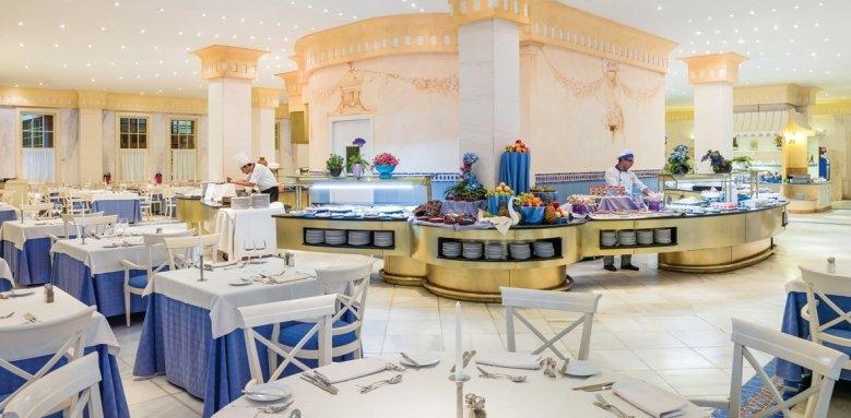 Princesa Yaiza Suite Hotel & Resort, buffet restaurant