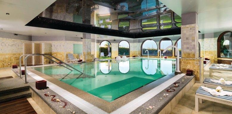 Princesa Yaiza Suite Hotel & Resort, indoor pool
