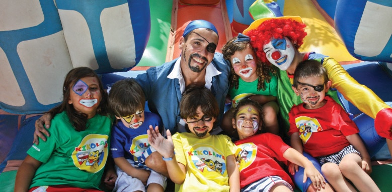 Princesa Yaiza Suite Hotel & Resort, kikoland kids club
